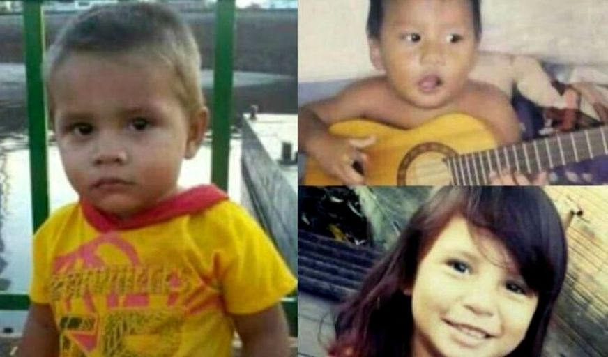 Irmãs morreram afogadas