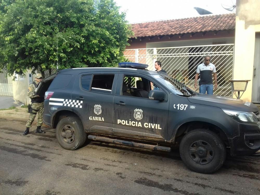 Operação Jaleco Preto
