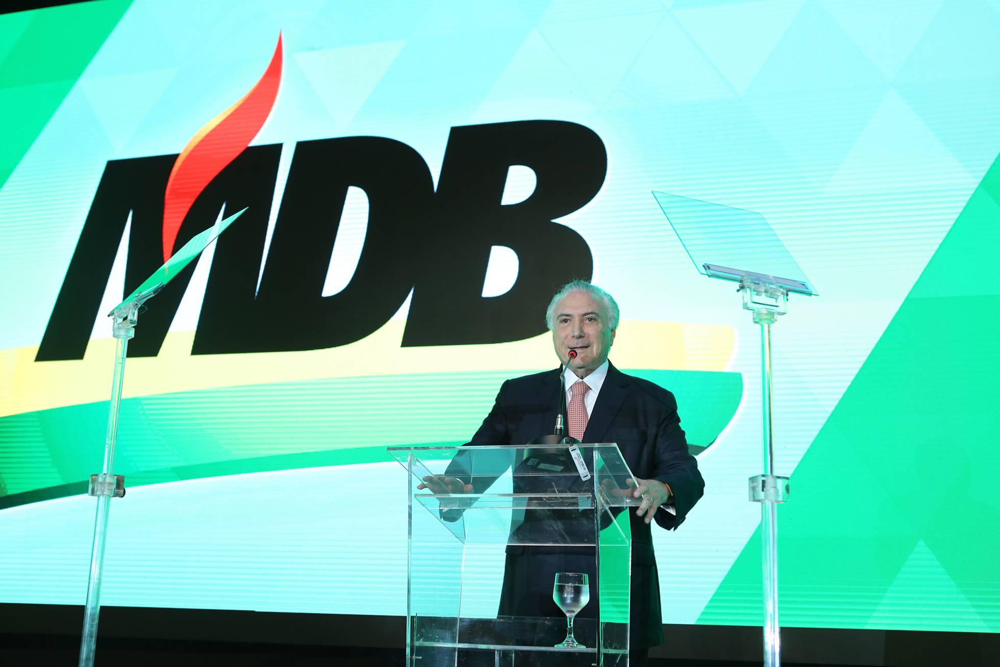 Convenção Nacional do PMDB