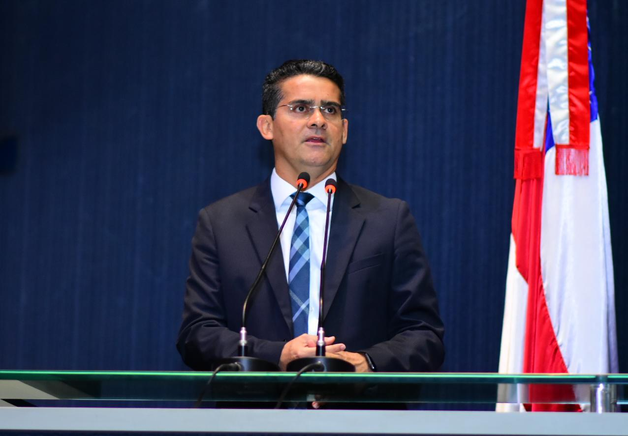 Deputado David Almeida
