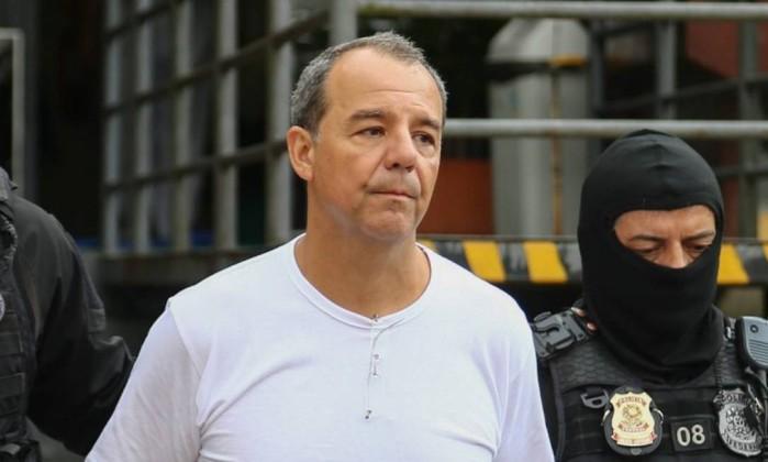 Sérgio Cabral condenado