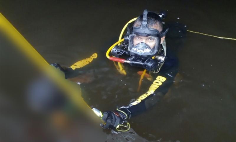 Carregador afogado