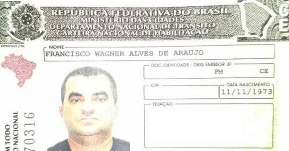 Sargento da PRE morto no Ceará