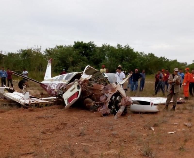 Queda de avião em Manaus