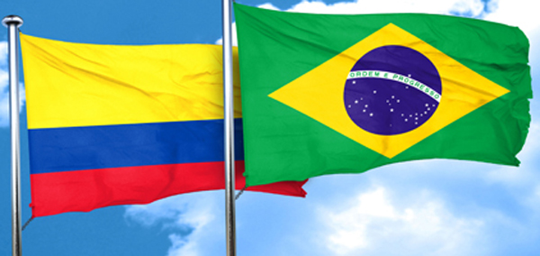 Acordo entre Brasil e Colômbia