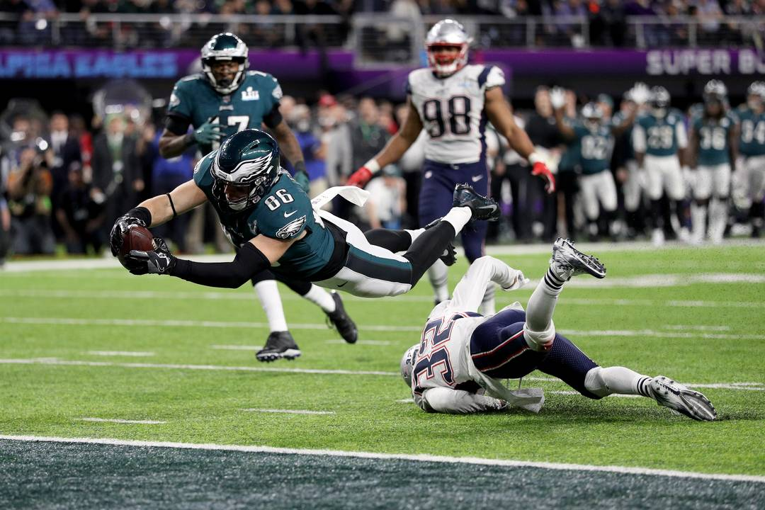 Eagles Campeão SuperBowl