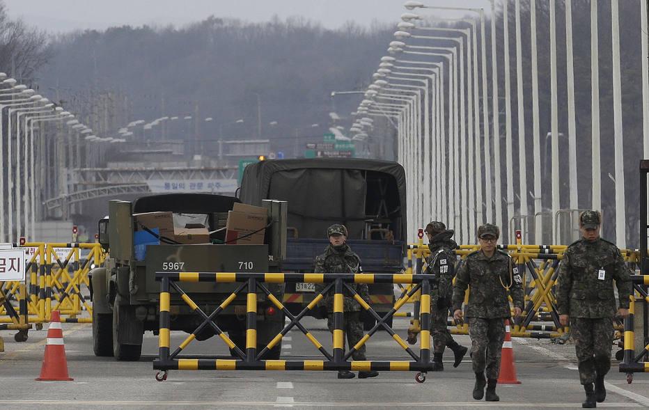 Militares da Coreia do Sul
