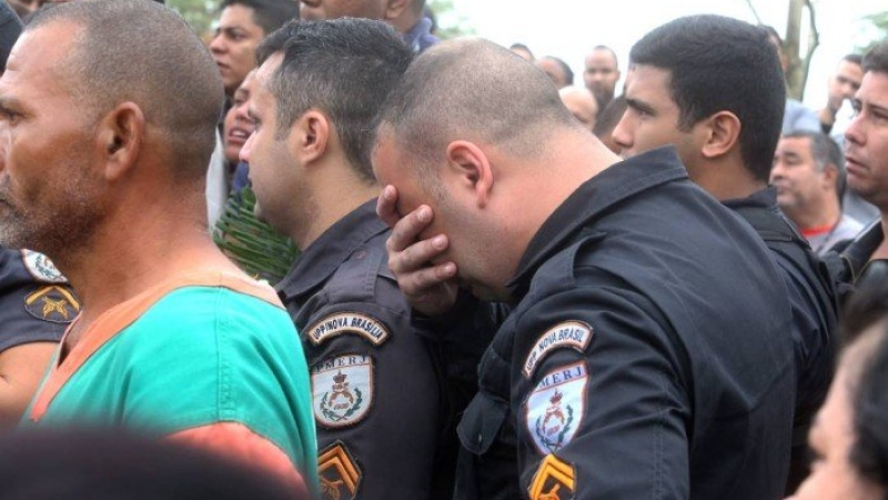 Policiais RJ
