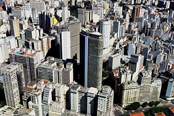 Prédios em São Paulo