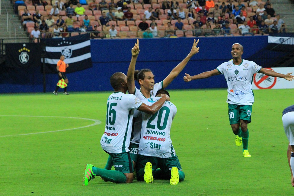 Manaus FC na Copa Verde