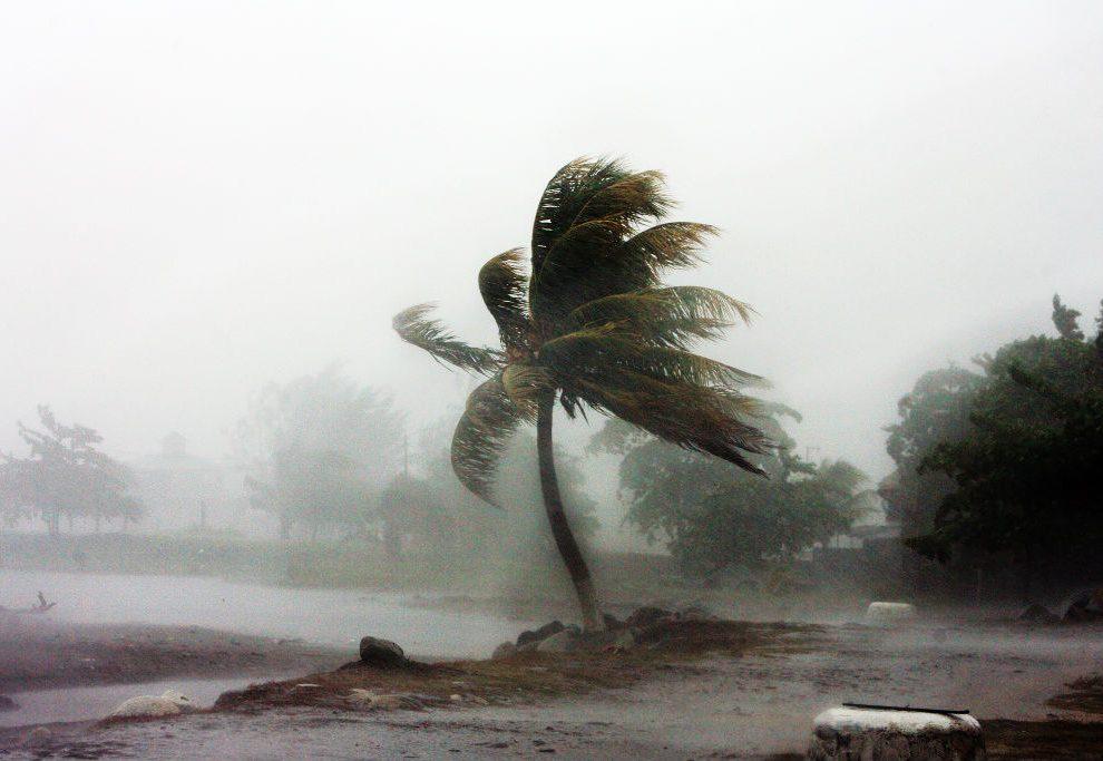 Ciclone em Madagascar