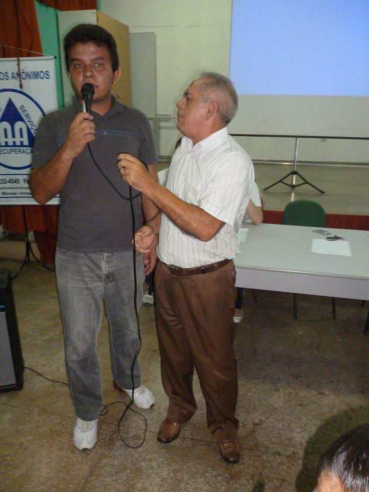 """Lobão - Com o tema """"Tudo é Uma Questão de Escolha"""", tenente Carpê Andrade faz palestra em escola de Manaus"""