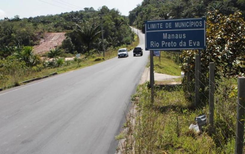 AM-010 (Rio Preto da Eva)