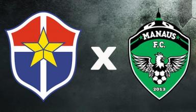 fast e manaus escudos 384x220 - Quem será o grande campeão amazonense de 2018