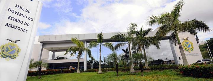 Sede do Governo do Estado do AM