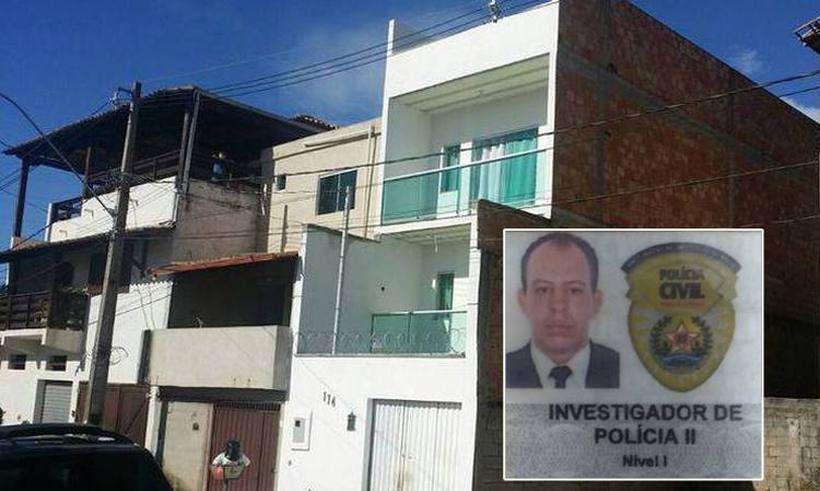 Policial mata mãe e filhas