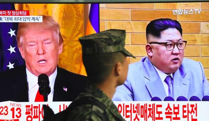 Coreia do Norte e EUA