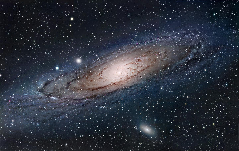 Via Láctea maior