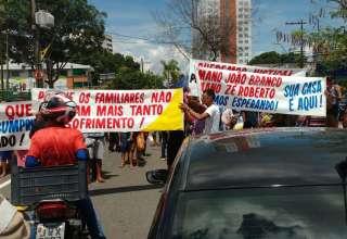 Manifestação FDN