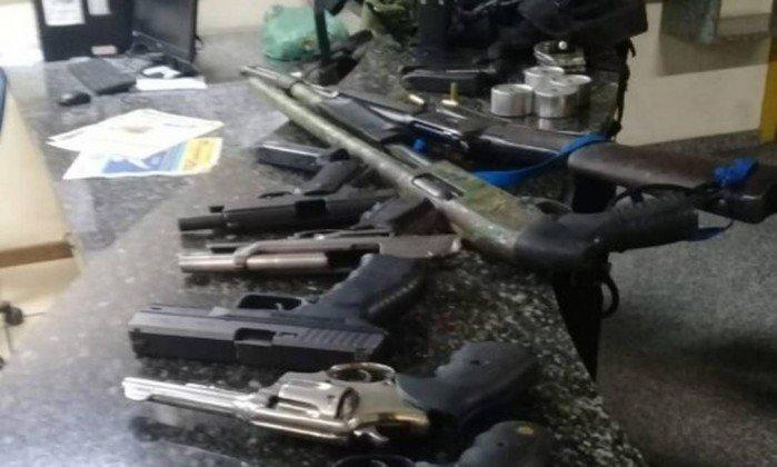 Transporte de armas