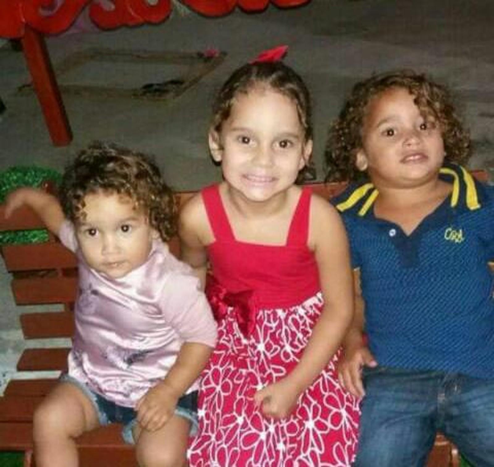 incêndio mata 3 crianças no Ceará