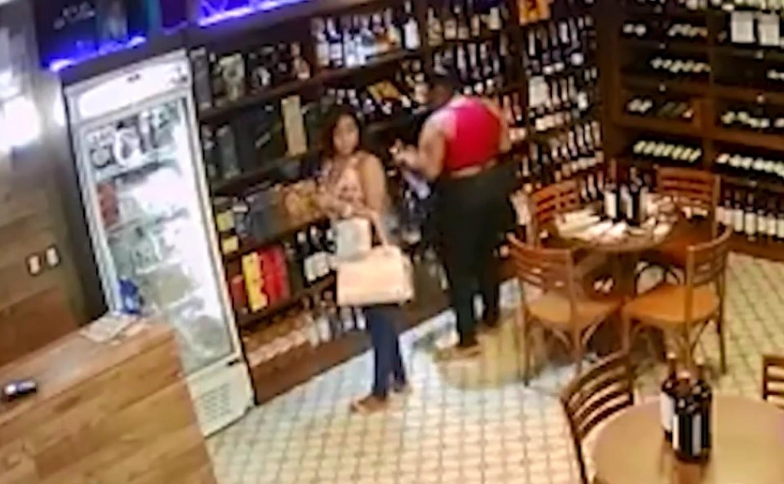 roubando bebidas