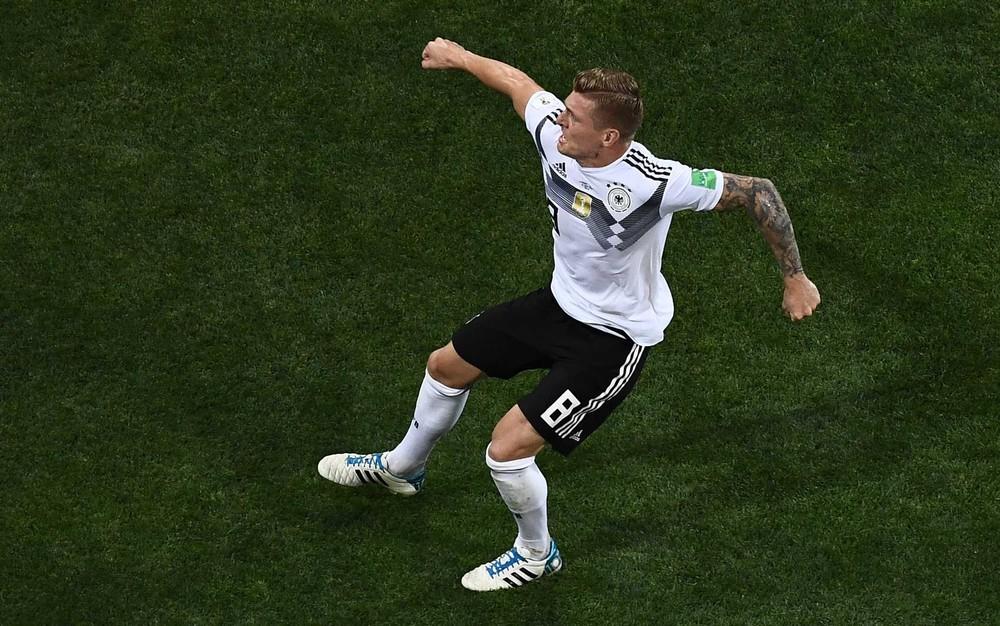 Jogador da Alemanha
