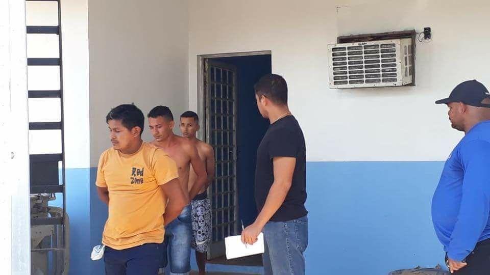 detentos de Manacapuru
