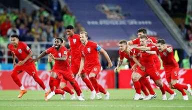 Oitavas de fina Copa do Mundo