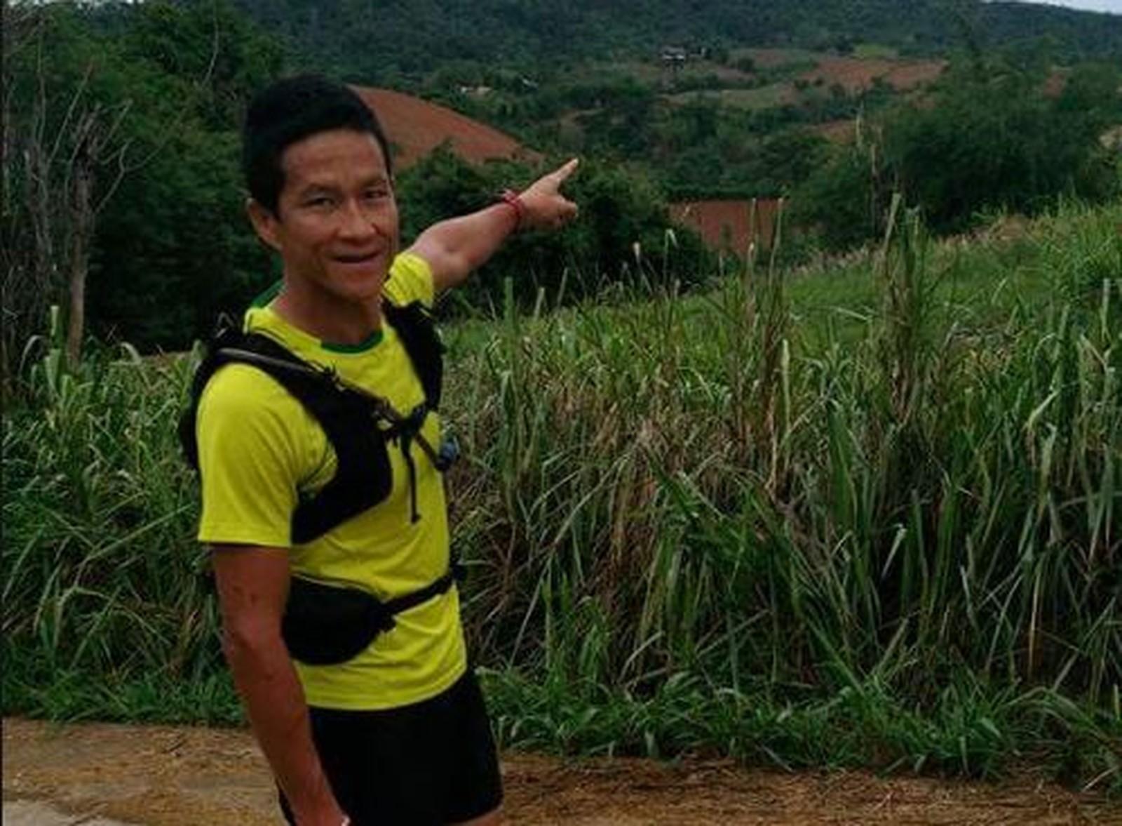 presos em caverna na Tailândia
