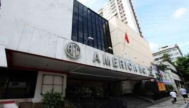Sede do America FC no Rio de Janeiro