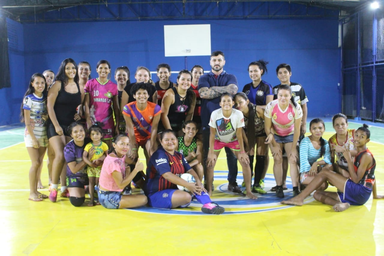 As Peladeiras do Futsal