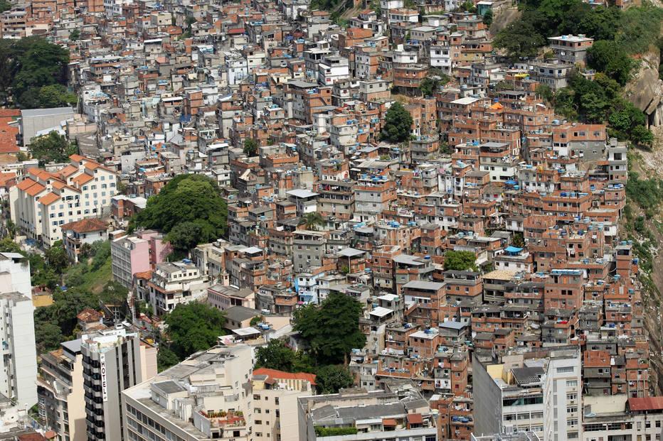 Favelização do Rio de Janeiro