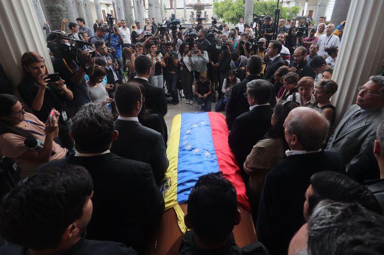 Morte suspeita de vereador venezuelano
